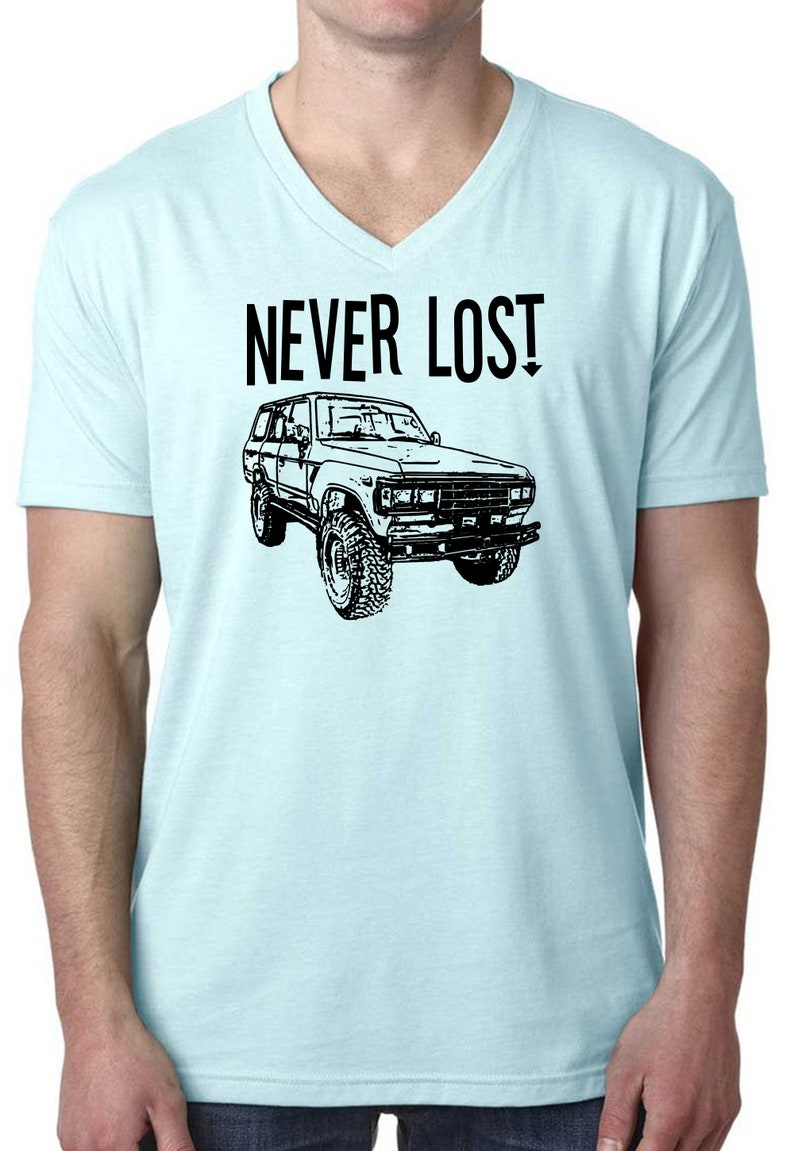Never Lost with Land Cruiser image Item GCENEVERLOST-TLC image 0