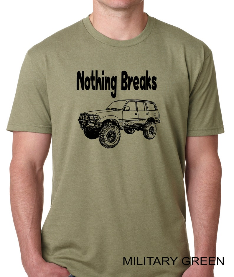 Nothing Breaks with Land Cruiser image Item image 0