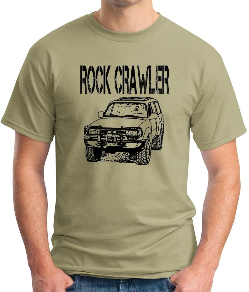 Rock Crawler with Toyota Land Cruiser image Item image 0