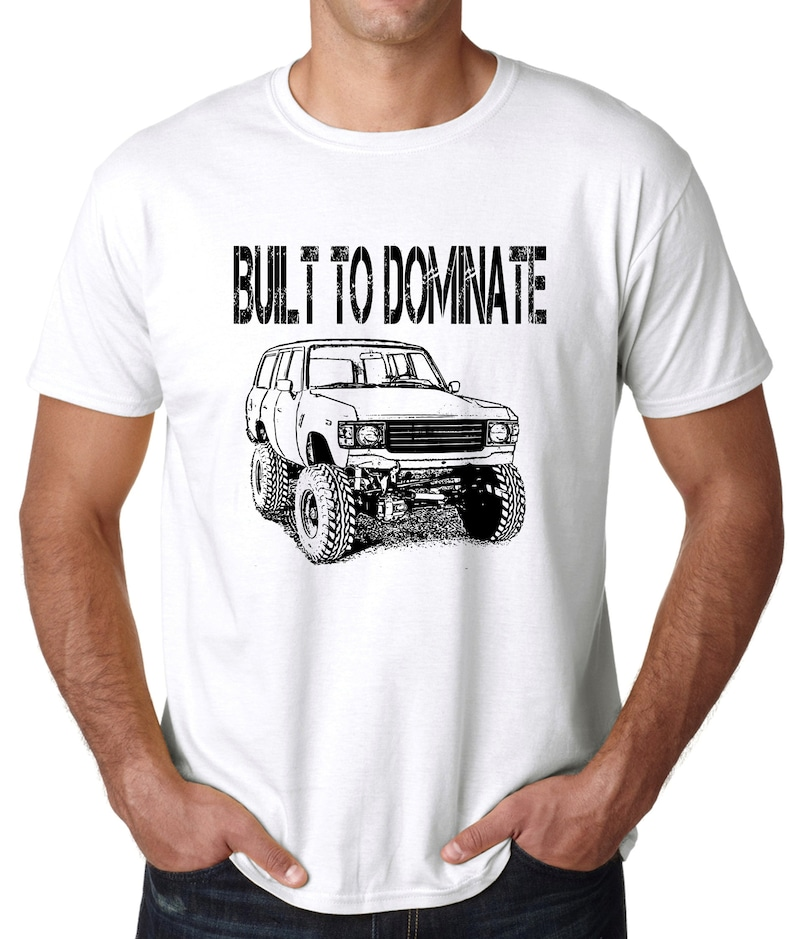 Built To Dominate with Land Cruiser image Item image 0