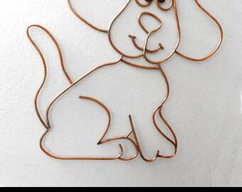 """Copper Wall Art """"FARGO"""""""