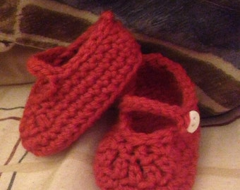 Mary Janes booties