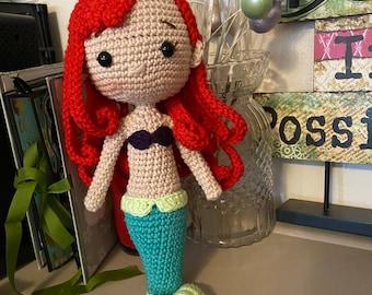 Just a little mermaid