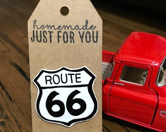 Route 66 Travel Pin