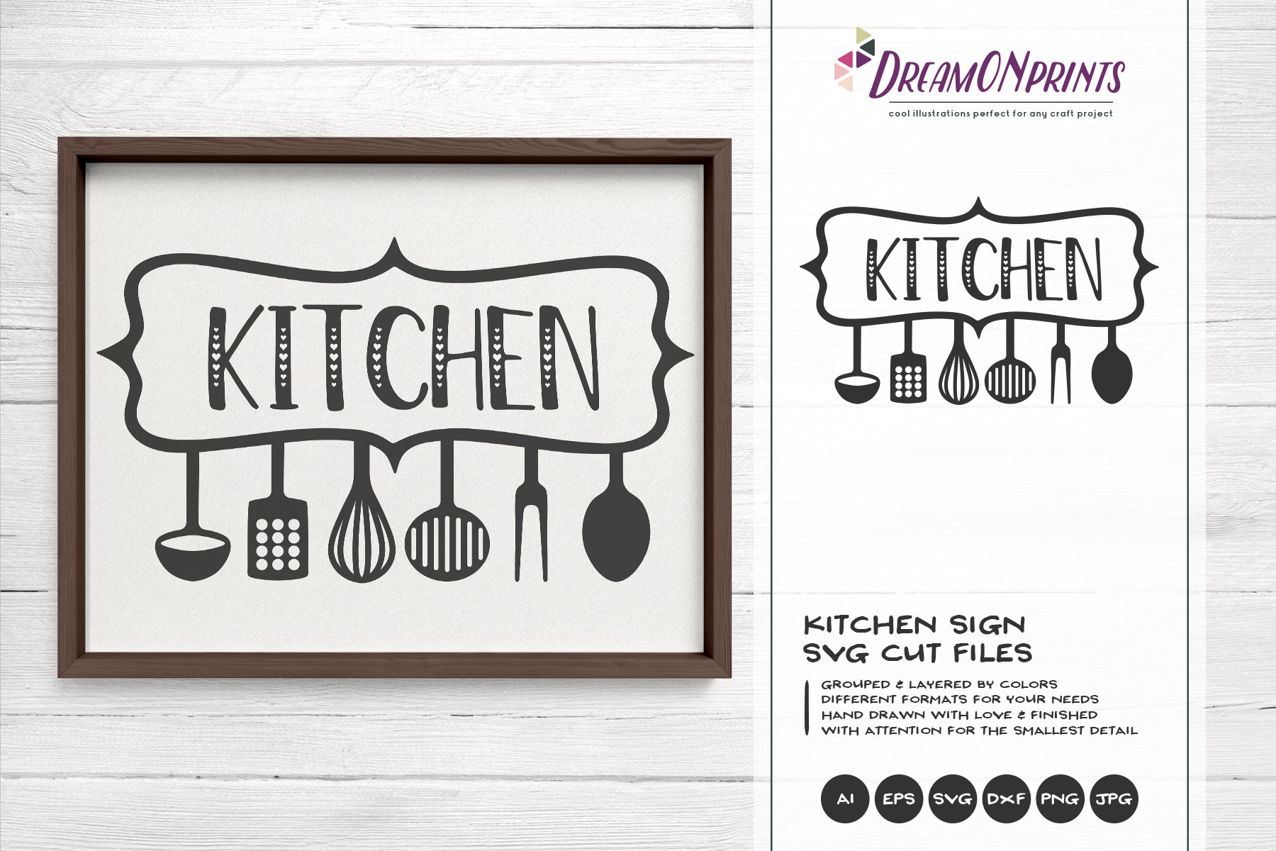 12695+ Free Svg Files For Cricut Kitchen Zip File