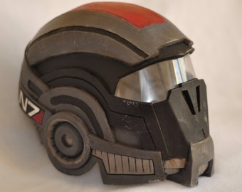 Mass Effect N7 Breather Helmet