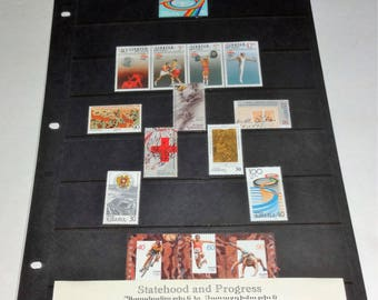 Armenia Statehood & Progress- Asssorted Stamps. See Listing