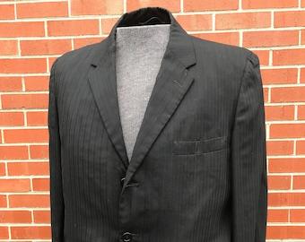 9b76aaeb0d9 Original Vintage 1960s 60s Men s Three-Button Suit Jacket Vintage Men s  Vintage Menswear Men s Suit 60s Suit 60s Jacket Men s Jacket Retro