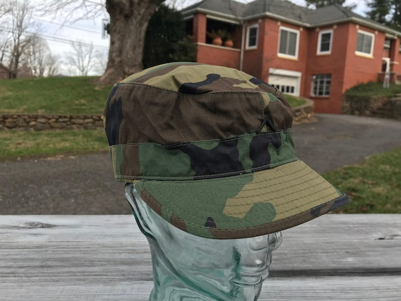 abd1c08609641 Original Vintage 1990s 90s US Army US Military Woodland Camo