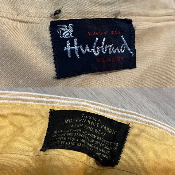 Vintage 1970's Men's Striped Trousers Striped Pan… - image 10