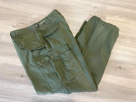 Vintage 1960's US Military M65 Field Pants M65 Pan