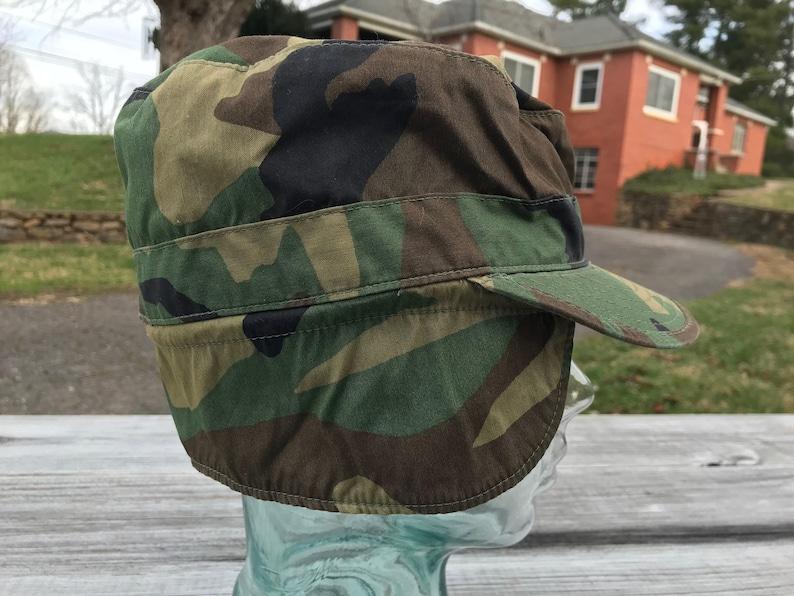 c423518e8f7 Original Vintage 1990s 90s US Army US Military Woodland Camo