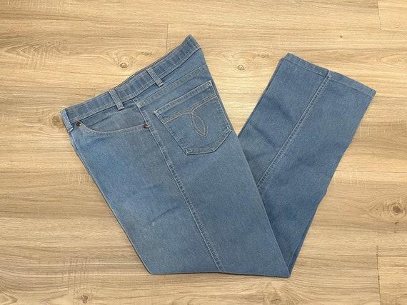 Vintage 1970's Men's Levi's Action Jeans Levi's Je