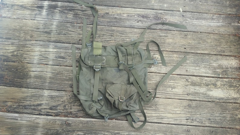 fc0f700749a Korean Army Korean Navy Korean Marines Rucksack Backpack