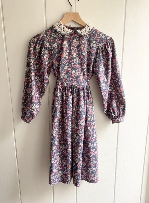 1990s Vintage Laura Ashley Mother & Child Cotton … - image 4