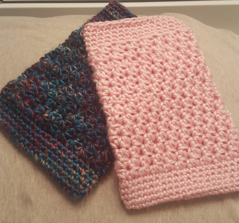 Crochet el iPad Mini funda Crochet patrones Crochet el ipad | Etsy