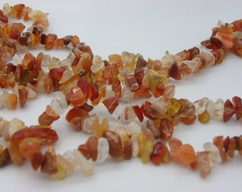 250 to 300 natural agate chips