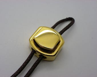 tie Mexican brass bolot to put instead of the tie