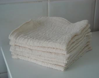 Muslin cloth - 100% organic muslin