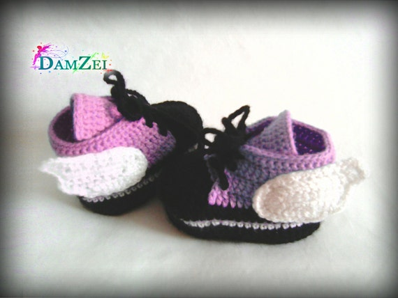 3376e0874b385 MADE TO ORDER Blue crochet Baby Booties Sneakers, Newborn Converse Shoes,  Infant Crochet Boots, Baby Shoes, Boots for baby, Baby shower gift