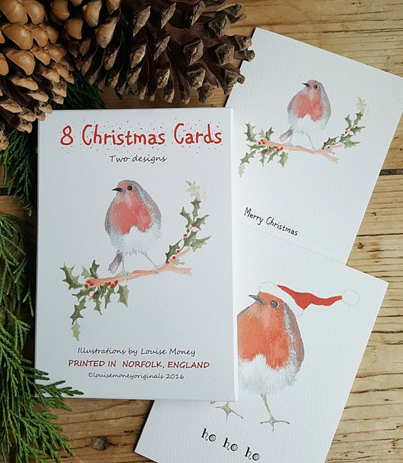 Tarjeta Toppers 18 elaboración de Tarjetas Toppers Robins Adornos de Navidad