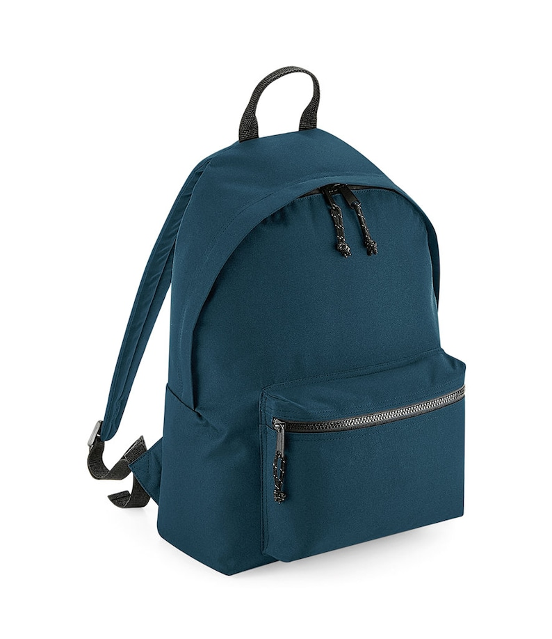 TEAL Recycled Backpack. Classic Backpack. Back To School image 1