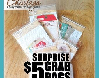 Paper Tags Grab Bags