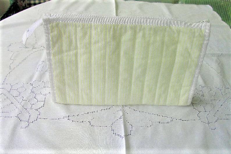 Tartine et Chocolat Diaper Bag Carry Case Many Pockets 11 x 7 58 x 3 Baby Nursery  Made in France Baby Essentials Organizer