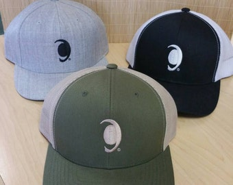 Assorted Embroidered Caps By Glazed Over.
