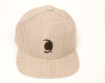 Tan Glazed Over Eye Cap