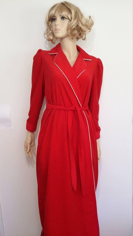 Pierre Cardin robe XS S M 70\'s robe designer robe | Etsy