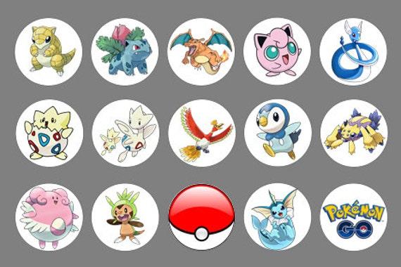 pokemon go buttons image 2 1 4 in pokemon cupcake template. Black Bedroom Furniture Sets. Home Design Ideas