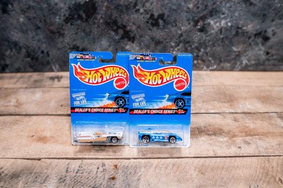 Vintage Hot Wheels 1996 Dealer's Choice Series Lot Mattel Collectable Toy Unopened Original Car Kids Man Cave