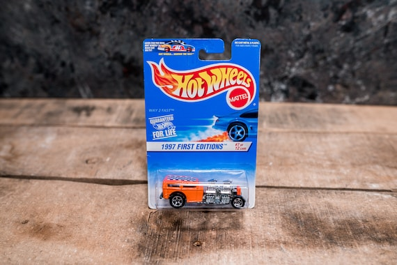 Vintage Hot Wheels 1996 Way 2 Fast Mattel Collectable Toy Unopened Original Car Kids Man Cave