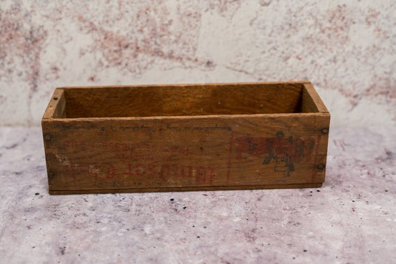 Vintage Windsor Club Cheese Wooden Crate Cheese Box Advertising Wooden Cheese Crate