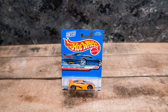 Vintage Hot Wheels 1999 Sho-Stopper Mattel Collectable Toy Unopened Original Car Kids Man Cave