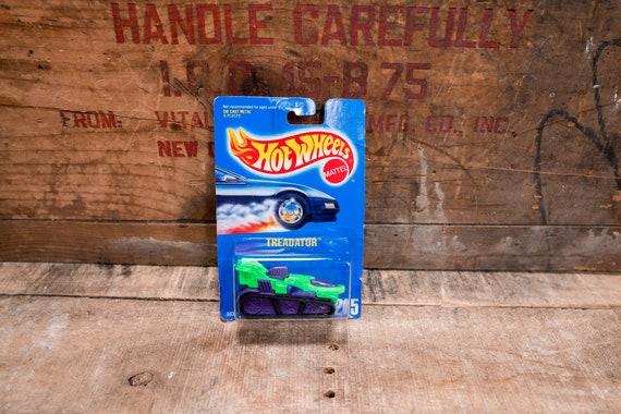 Vintage Hot Wheels 1991 Treadator Mattel Collectable Toy Unopened Original Car Kids Man Cave