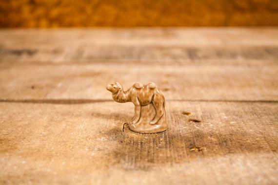 Vintage Red Rose Tea Camel Wade England Collectable Figurine Rose Tea Figures Wade Whimsies Wade Pottery Miniature Figurine