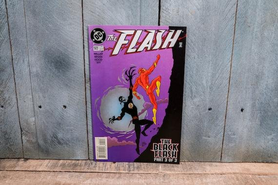Vintage 1998 Flash #141 Comic Book Modern Age Super Hero Comics DC Comics