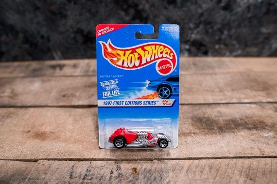 Vintage Hot Wheels 1996 Salflat Racer Mattel Collectable Toy Unopened Original Car Kids Man Cave