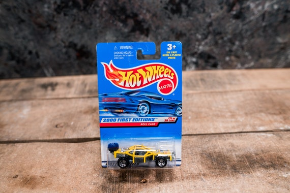 Vintage Hot Wheels 1999 Roll Cage Mattel Collectable Toy Unopened Original Car Kids Man Cave