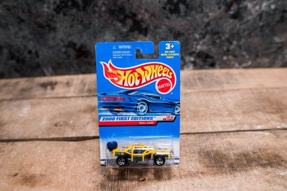 Vintage Hot Wheels 1999 Roll Cage Mattel Collectable Toy Unopened Original Car Kids Man Cave