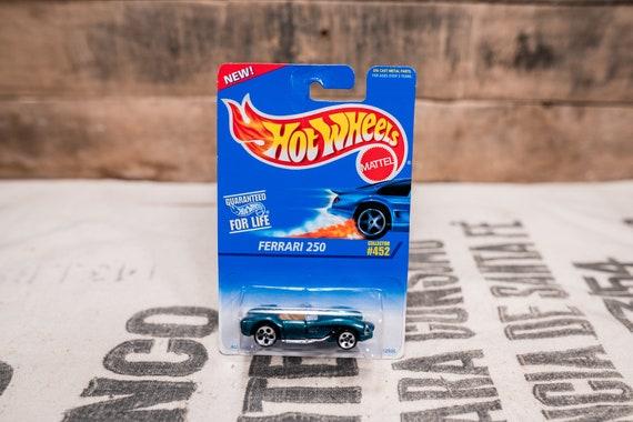 Vintage Hot Wheels 1995 Ferrari 250 #452 Mattel Collectable Toy Unopened Original Car Kids Man Cave