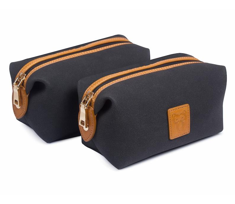 fc73aea5f9 Groomsman Gift Toiletry Bag Men s Dopp Kit Mens Travel