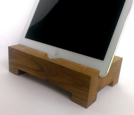 Wooden country Cookbook Holder clear finish IPAD docking station IPAD Stand, Wooden iPad Holder wooden Ipad stand,waynescoating
