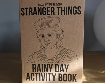 Stranger Things Etsy