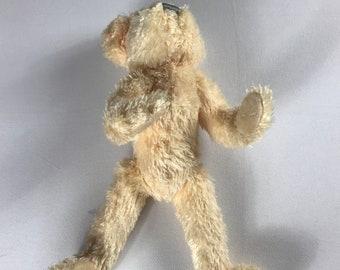 "Danielle Plush Bear Fully Jointed 15"" Stuffed Teddy Beans Kids Cute Cuddly"