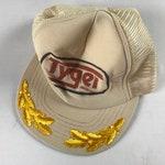 Tyger Construction Hat Snapback Light Foam Front Cap Pennsylvania USA Made