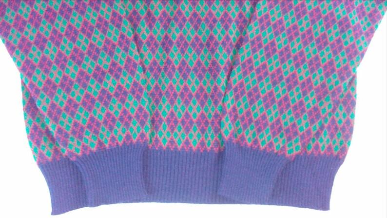 Giorgio Di Firenze Sweater Mens Medium Acrylic Wool Blend Lightweight Italy