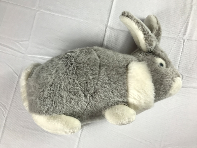 Gerber Precious Plush Bunny Large 18 Stuffed Rabbit Kids image 0